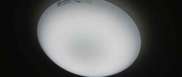 LEDシーリングライトのオーデリック(ODELIC) AE-08LDRの使い勝手の良さ